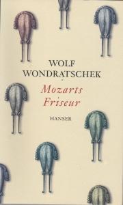 """Cover der Erstausgabe von """"Mozarts Friseur"""" 2002"""