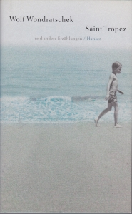 """Cover der Erstausgabe von """"Saint Tropez und andere Erzählungen"""" 2005"""